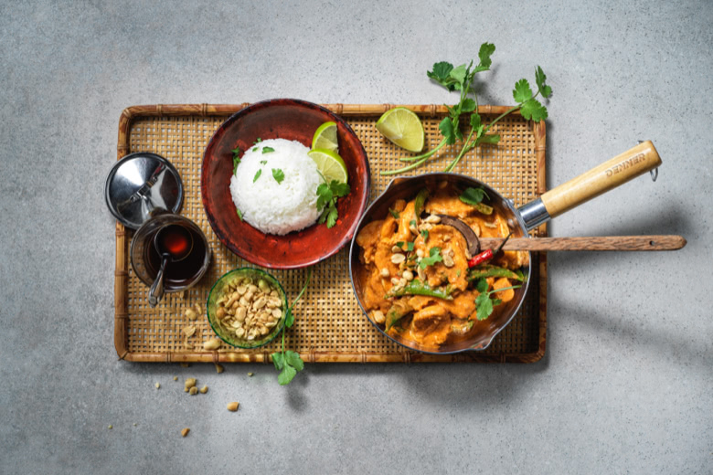 thailändische Speisen