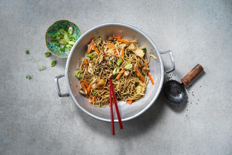 chinesische Speisen