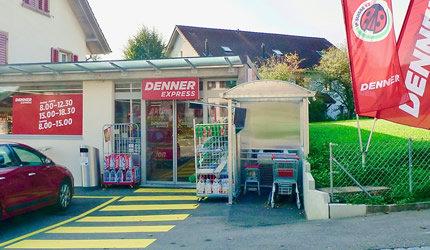 Denner-Express in Bözberg