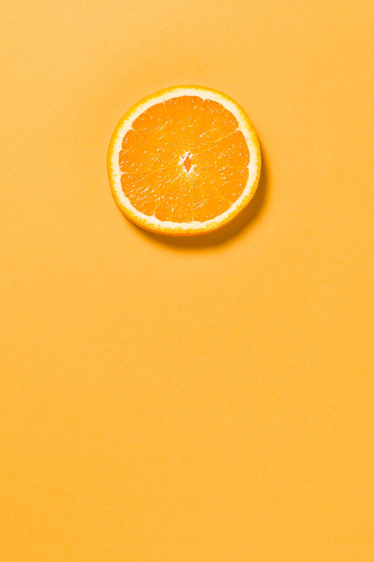 fruits frais, acidulés