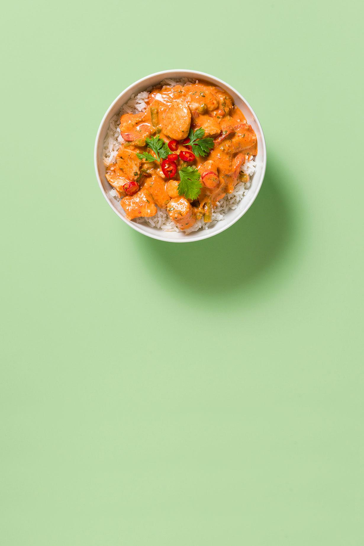 plats aux fines herbes et sauces
