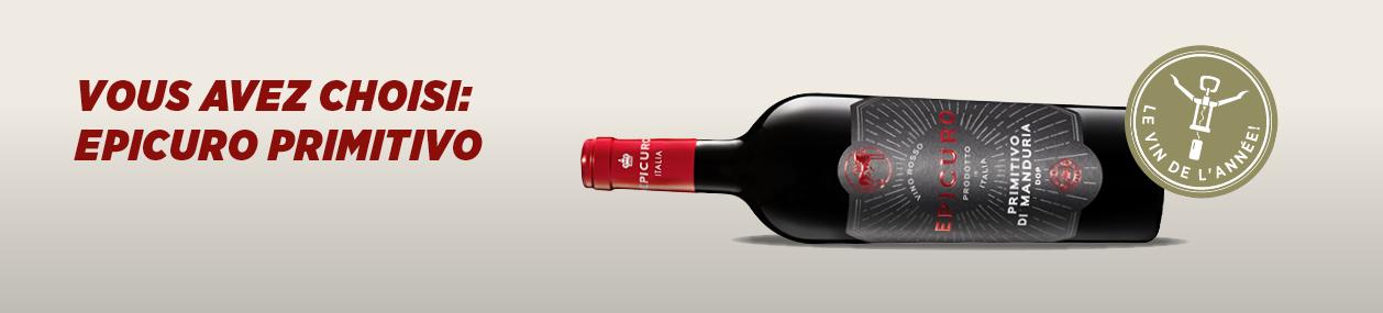 Denner couronne le vin de l'année